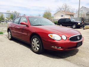 07 BUICK ALLURE CX,tags: pontiac, toyota, impala, sedan, 06,05,