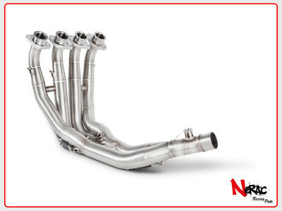 AKRAPOVIC COLLECTORS RACING EXHAUST EXHAUST INOX <em>YAMAHA</em> YZF R6 2008 20