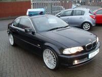 BMW 330 3.0i 2001MY Ci