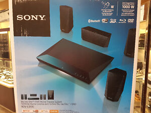 Sony BDVE3100 1000-Watt 5.1 Channel 3D Blu-ray Home Theatre Syst