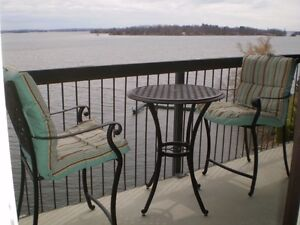 Waterfront 2 bedroom Condo - fully renovated