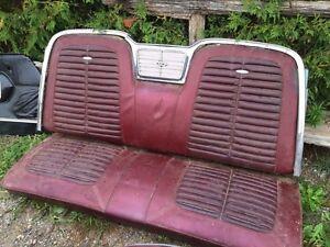 1964 Ford Galaxie XL Seats