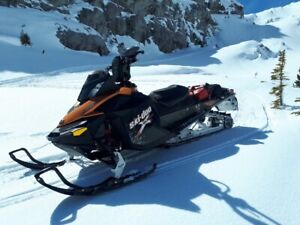"""2010 Copper Skidoo Summit X 800 with 163"""" Track and Low Mileage"""