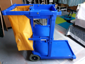 Janitors Cart in Excellent Condition!
