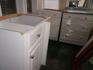 Used Top of the line Kitchen Cabinets.