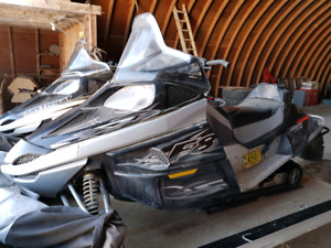 2008 Arctic Cat F8