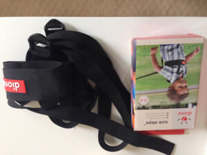 Toddler security harness -Diono