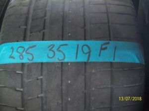 GOODYEAR 285/35/19 TIRES