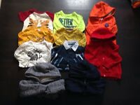 Baby boy clothing bundle 9-12 months