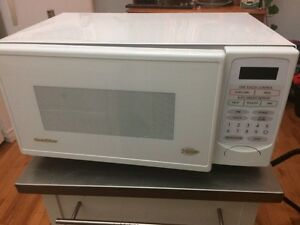 Microwave Never Used