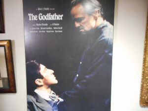 Godfather hard poster