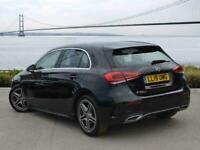 2019 Mercedes-Benz A CLASS DIESEL HATCHBACK A180d AMG Line 5dr Auto Hatchback Di