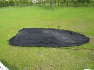 17.5 BASS BOAT COVER