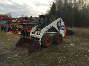 773F Bobcat Only 1380 HRS Above average condition
