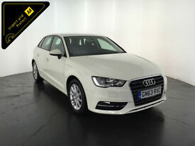 2013 63 AUDI A3 SE TDI 5 DOOR HATCHBACK 1 OWNER AUDI SERVICE HISTORY FINANCE PX