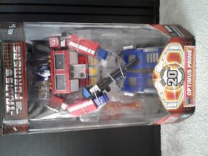 Transformers Optimus Prime 20th Aniversery