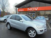 2007 MERCEDES BENZ M CLASS ML280 CDI Edition S 5dr Tip Auto