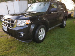 2009 Escape v6 AWD