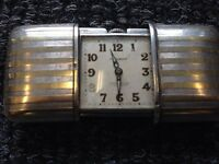 Silver fab Suisse pocket clock £100 pick up today