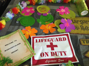 Murder Mystery Party - game and decorations