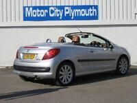 2008 08 PEUGEOT 207 1.6 GT COUPE CABRIOLET 2D 118 BHP
