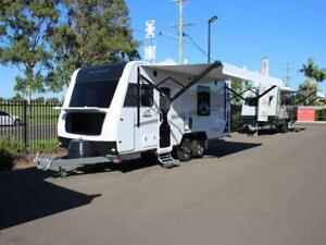 Jayco Silverline 21.65-3 NOT FOR SALE- DISPLAY ONLY Avoca Bundaberg City Preview