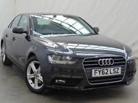 2012 Audi A4 TDI SE Diesel grey CVT