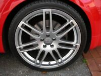 WANTED 5x112 Alloy Wheels to suit Caddy ( Rs4 Michigan Vancouver or anything in good condition )
