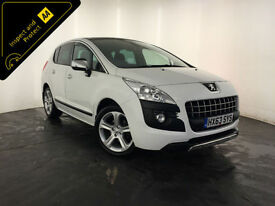 2013 63 PEUGEOT 3008 ALLURE HDI 150 BHP 1 OWNER SERVICE HISTORY FINANCE PX