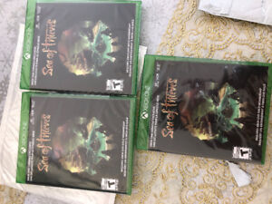 Sea Of Thieves BRAND NEW Still In Package 1 LEFT!!!
