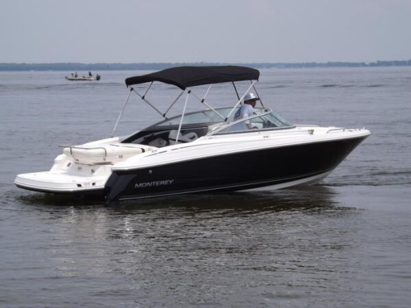 Used 2007 Monterey Boats 234FS