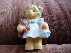 Cherished Teddies - Sweet Flowers For The Bride (476374)