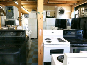 REFURB MAJOR HOME APPLIANCES FOR CRAZY LOW PRICES!!!