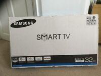 """SAMSUNG T32E390SX Smart 32"""" LED TV - BRAND NEW"""