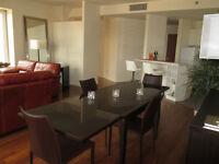 Outremont, condo meublé 1ch disponible pour l'été.