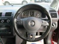 2012 Volkswagen Touran 1.6 SE TDI 5d 106 BHP MPV Diesel Manual
