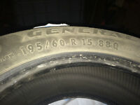 "General 195/60 R 15"" Winter Tires"
