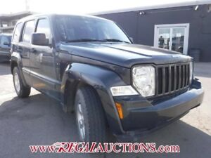 2011 JEEP LIBERTY  4D UTILITY 4WD