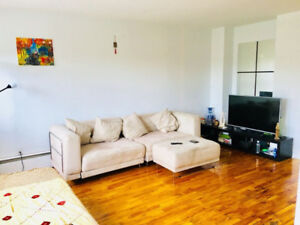 Large 3 1/2 sublease (Sept to Dec)