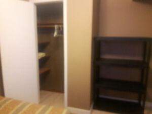 1 bedroom shared basement suite East Regina Glen Elm area