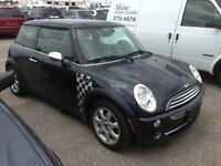 2006 MINI COOPER :: PANO ROOF :: LEATHER :: ON SALE ONLY $3,999