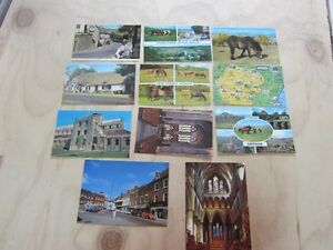 ENGLAND VINTAGE POST CARD'S Peterborough Peterborough Area image 5