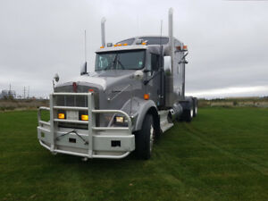 2012 kenworth T800 Tractor ** NEW MVI