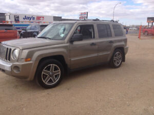 2008 Jeep Patriot Limited SUV, Crossover