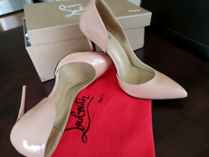 Authentic Christian Louboutin ( brand new)