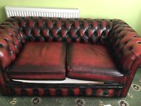 Vintage Sofa set (restoration project)