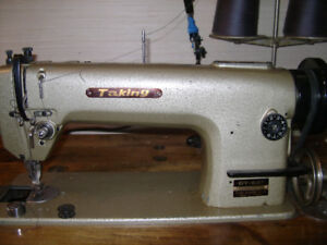 Taking Brand Commercial Sewing Machine