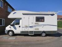 CI Carioca 635 - Family 5 Berth Motorhome For Sale