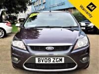 2009 FORD FOCUS 2.0 135 BHP! P/X WELCOME! CONVERTIBLE+HEATED LEATHER+LOW MILES