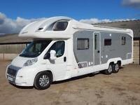 Swift KON-TIKI 669, 2007, 6 Berth, Island Bed, Fiat 2.8D, Luxury Motorhome!